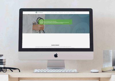 Desenvolvimento do novo site da AAA Endoscopia