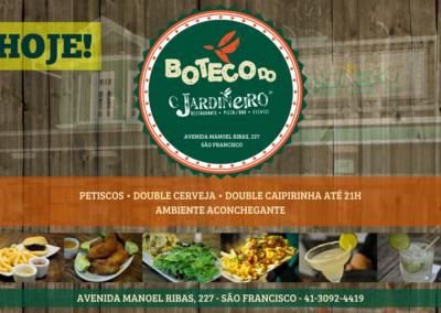 BOTECO-JARDINEIRO