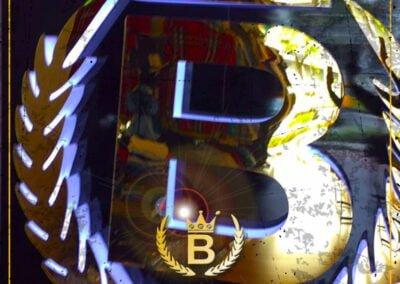 Materiais para Mídias Sociais para a B.Bless Lux Outlet